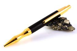 Kugelschreiber - Grenadill - Gold