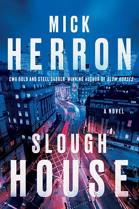 Slough House Book Cover - US edition