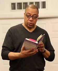 Author Stephen Mack Jones
