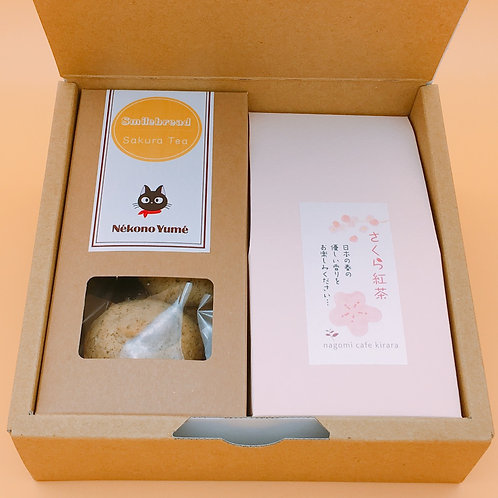 ゆめセット クッキー&紅茶(2種〜5種)