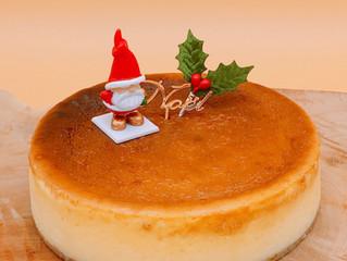 クリスマスケーキの予約、開始しています😅