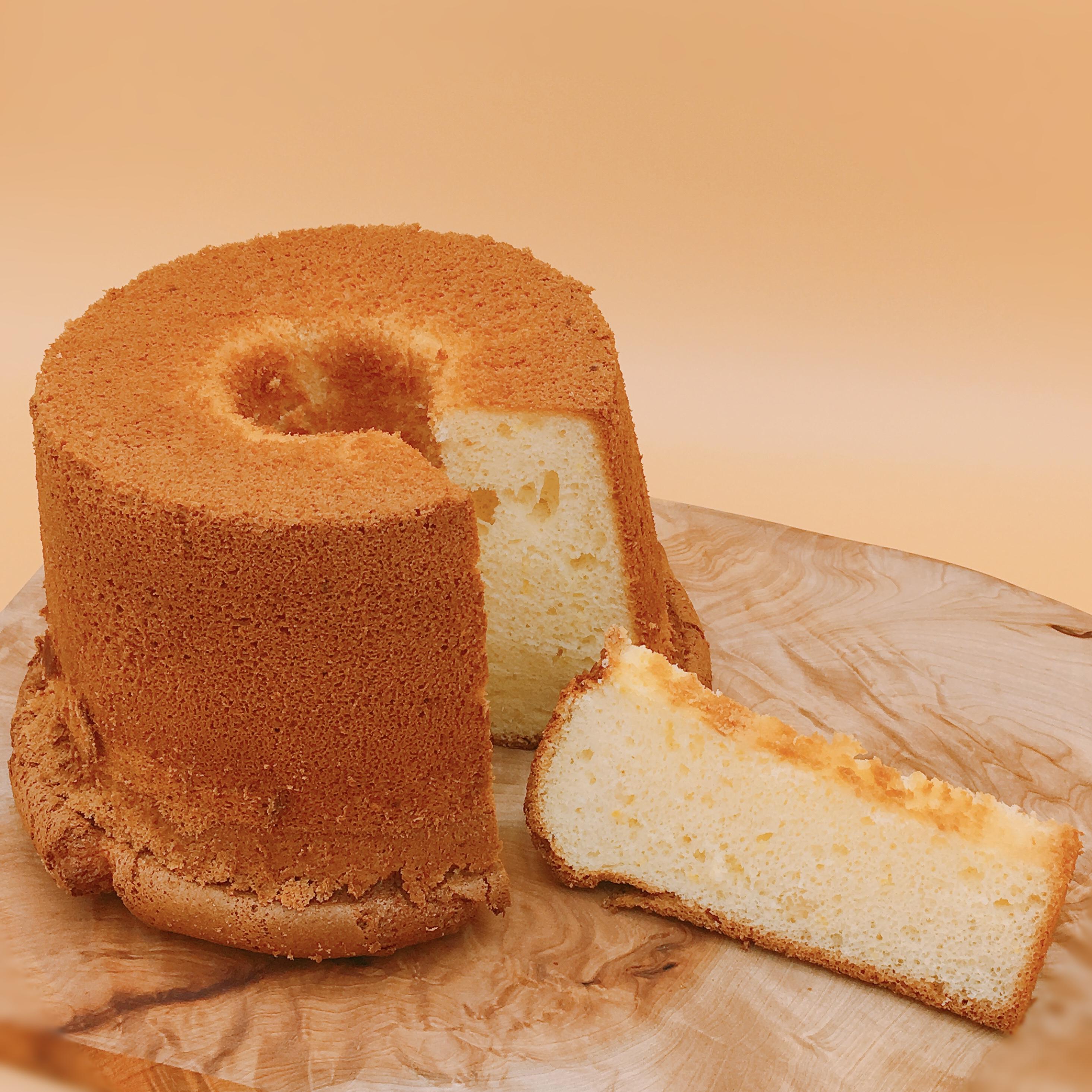 レモンシフォンケーキ(カット)
