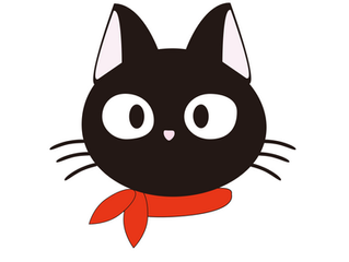 Nékono Yumé のロゴマーク、○○に似てる?