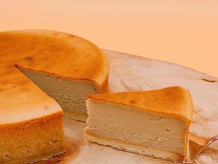 ラムマロンチーズケーキ。