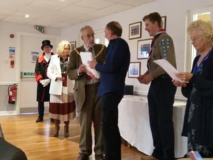 Congleton's COVID Heroes Honoured