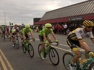 Residents urged to watch safely as Tour of Britain heads to Cheshire East