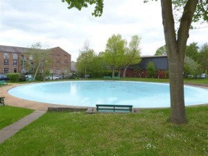 Congleton padding pool to remain closed until further notice