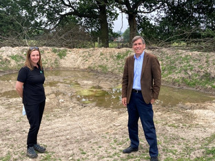 Macclesfield MP gives update on work to address flood risk