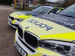 Three people charged following stop check in Macclesfield