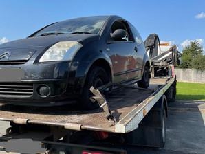 Police recover stolen car in Cheadle