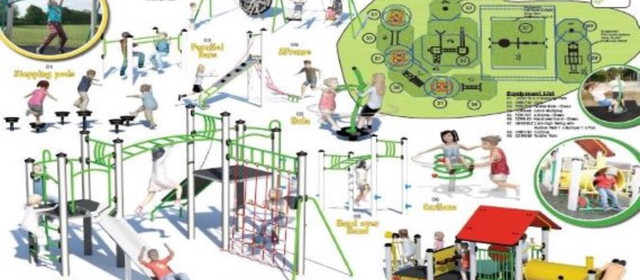 Cheshire East Council to spend £75k at local play area in time for spring