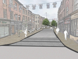 Council launches consultation on draft concept designs for Macclesfield public realm