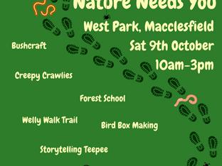 Macclesfield Welly Walk is back