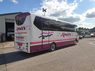 Aimees Transport take over Leek- Macclesfield bus route after new service cancelled after 4 days