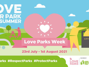 Show the love for Moorlands parks this summer