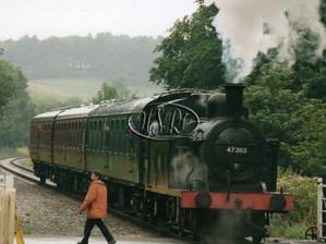 25th anniversary of Churnet Valley Railway