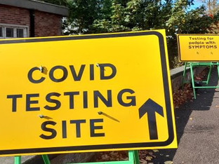 Covid-19 cases at their highest in Cheshire East since pandemic began