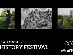 County's past to be explored at Staffordshire History Festival