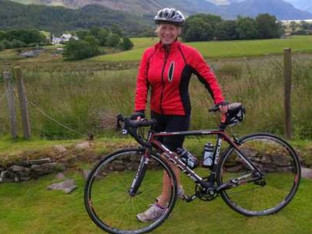 National recognition for council's cycling champion Suzie