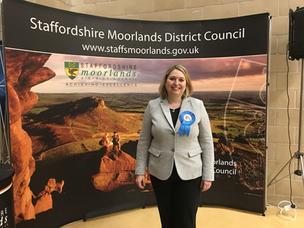 Karen Bradley welcomes £152 million funding boost for Staffordshire since start of the pandemic
