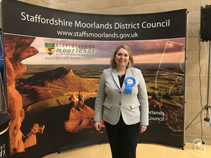Karen Bradley MP talks about proposed boundary changes to constituency