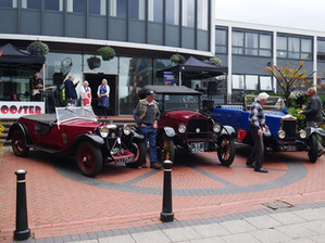 Pictures: Biddulph Classic vehicle show 2021