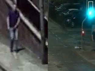 Appeal for information following an indecent exposure in Macclesfield