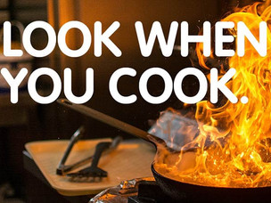 Fire and rescue launches campaign to reduce kitchen fires