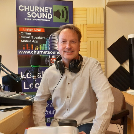 Andy Bailey makes a return to local radio