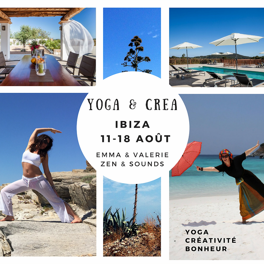 YOga & Créa à Ibiza