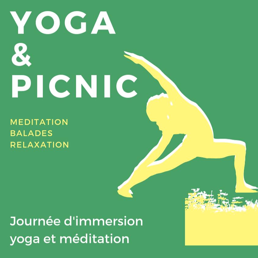 Yoga & Pic Nic en Forêt