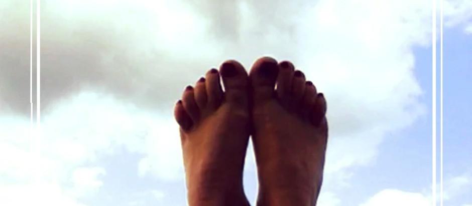 Leçon de bonheur : apprendre à marcher...jour après jour...toute la vie !