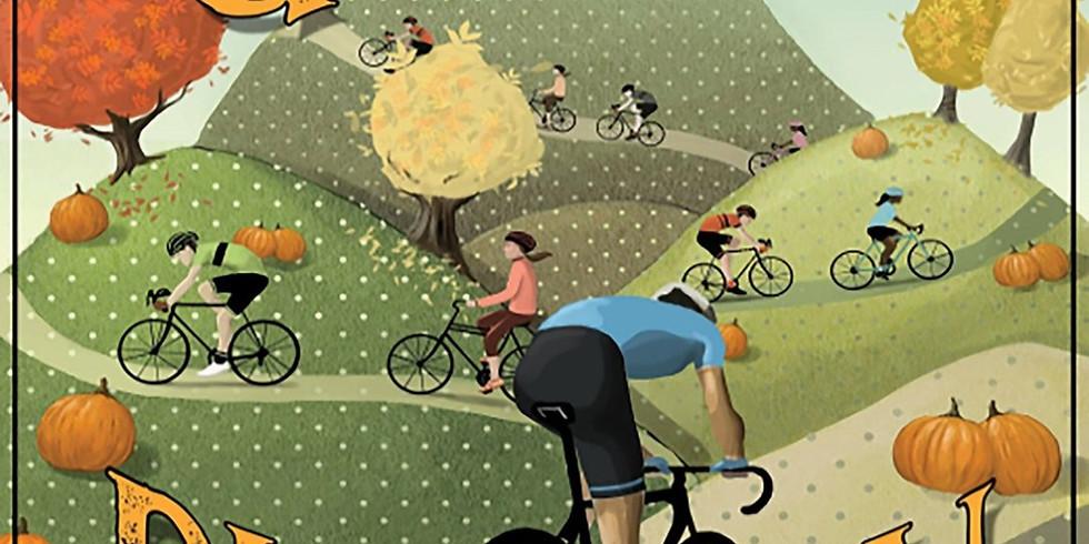The Great Pumpkin Roll Ride