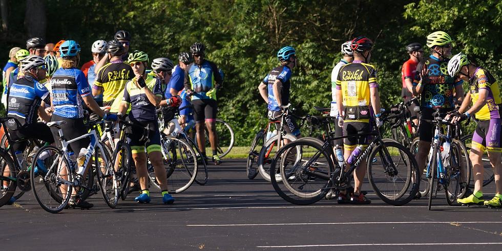 2021 Major Taylor Cycling Club of Dayton Signature Ride