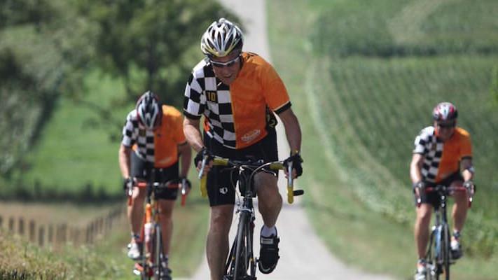 Young's Ice Cream Charity Bike Tour
