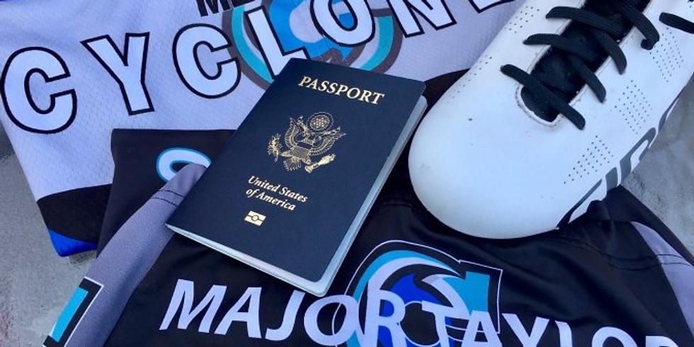 Pedals & Passport