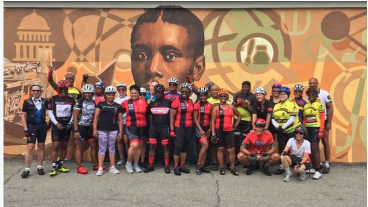 Dayton Landmark ride -approx 10 mile Social pace