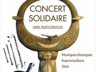 Concert le 30 novembre à Viviers