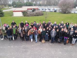 Préparation du voyage solidaire 15/17 ans avec la CCAS