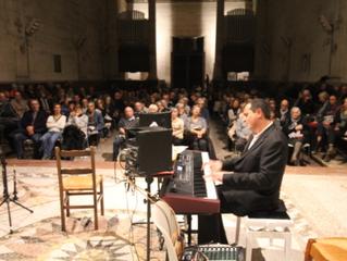 Concert de Viviers : un beau moment de partage et une réussite