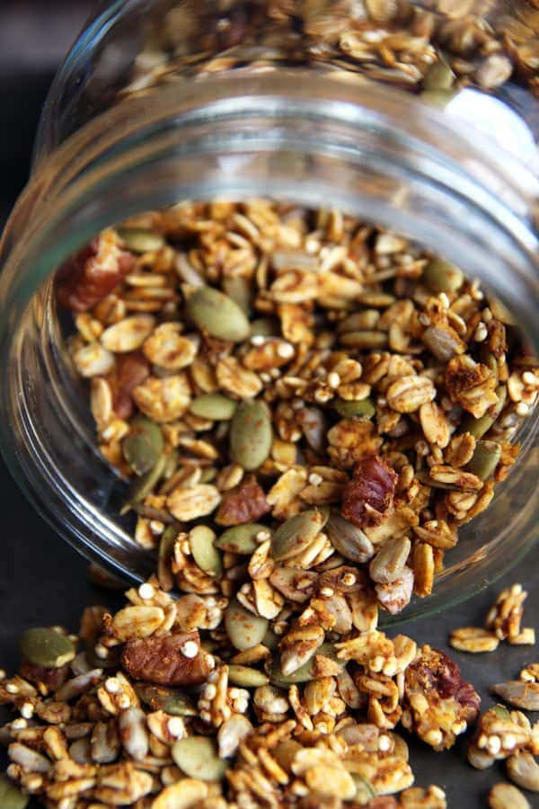 Pumpkin-Seeds-Granola