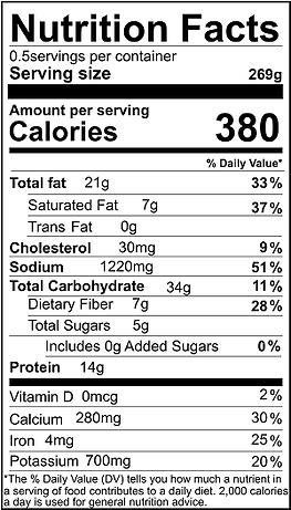 Nutrition-Facts-Mediterranean-Quinoa-Sal