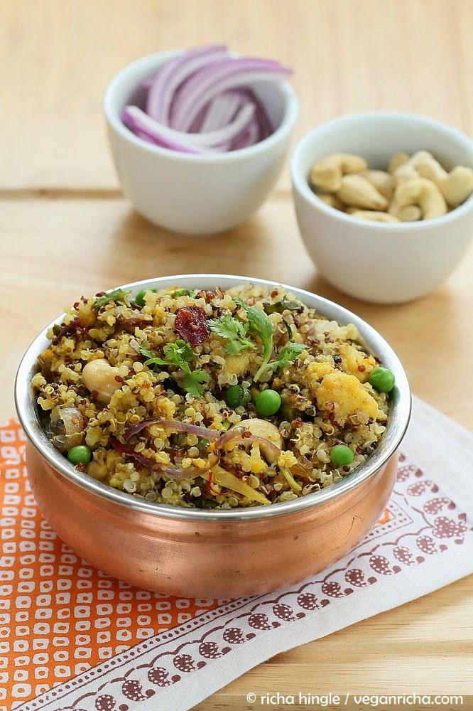 Quinoa-Biryani