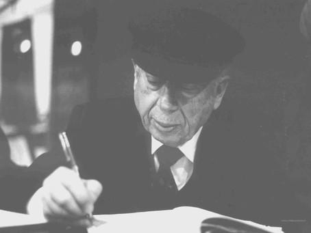 """""""Os letrados"""" e """"Escrito com L"""": dois poemas de Gonzalo Rojas (Chile, 1916-2011)"""
