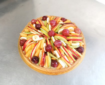Tarte multifruits de saison