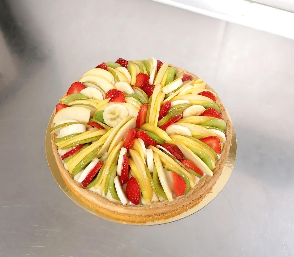 Tartes Multifruits de saison