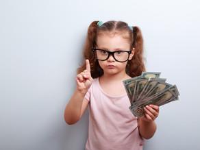 Children and Money!