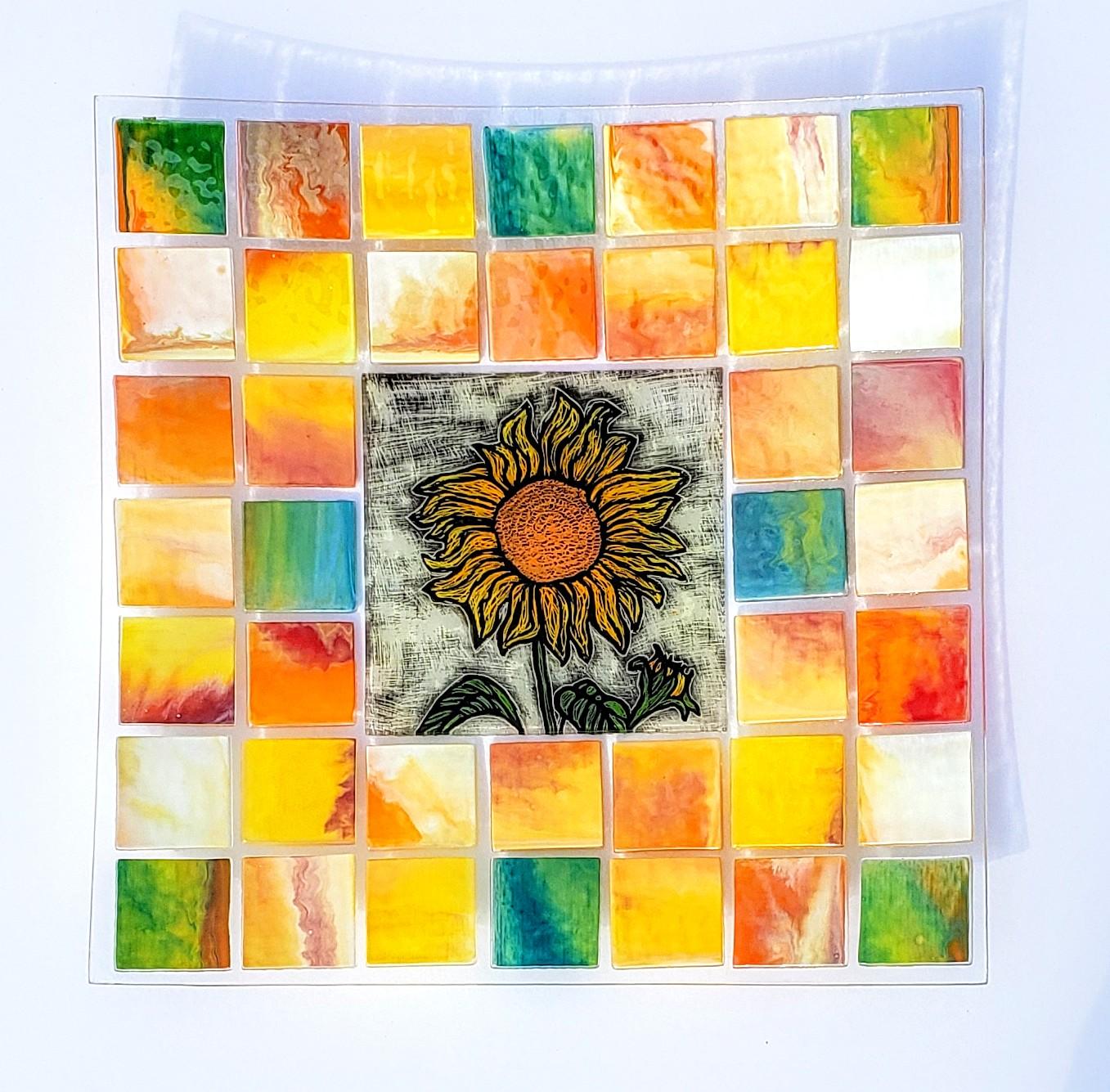 Sunflower Squares