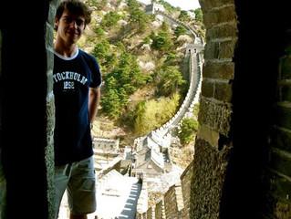 Tour du monde de l'Ultimate : étape 2, Chine