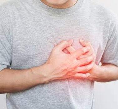 88265227-un-homme-touchant-son-coeur-avec-le-point-culminant-rouge-de-la-crise-cardiaque-e